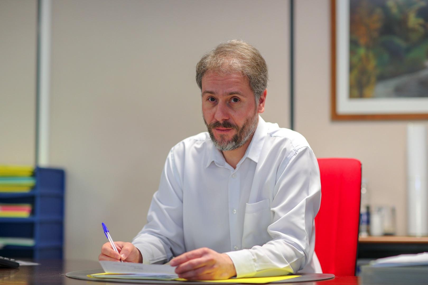 Directeur site Eymeric Ravetto